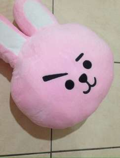 [READY STOCK] Unofficial BT21 Cooky Pillow / Cushion