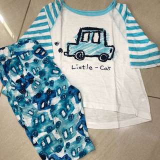 Korea Brand Toddler Set