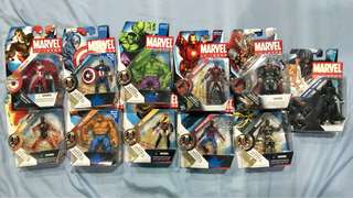 Avengers Marvel Universe Action Figures