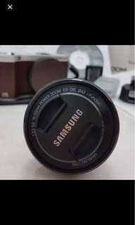 Kamera Mirrorless Samsung NX300m