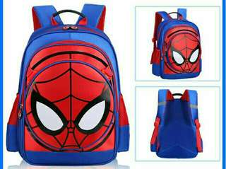 Spider Man Bagpack 2 in 1 for Kids