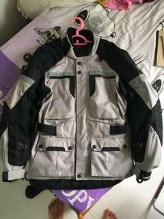 Pilot transurban touring jacket