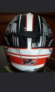 TSR Takahashi Helmet