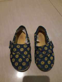 Mothercare slip on shoes for girls