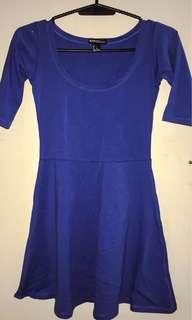 MANGO Skater Dress