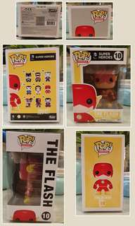 Funko Pop! DC SuperHeroes #10 The Flash