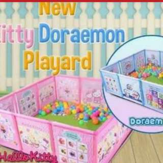 Kitty Playard 2set 1price