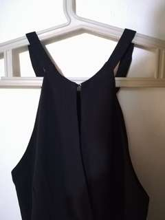 Penshoppe black cocktail dress