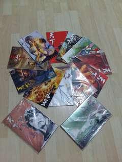 幫朋友減價賣天下畫集(月刋)連特別版共15本