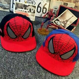 Spider Man Cap for Kids