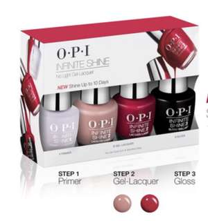 OPI infinite Nail Polish