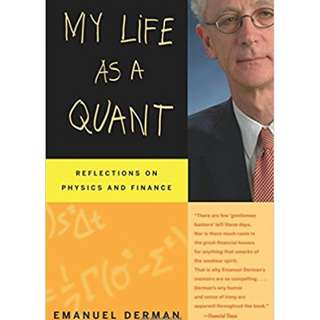<WANT TO BUY> My Life as a Quant