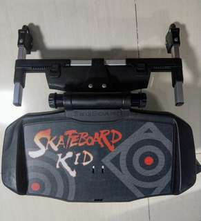 Skate Board Kids - Stroller attachment for kid