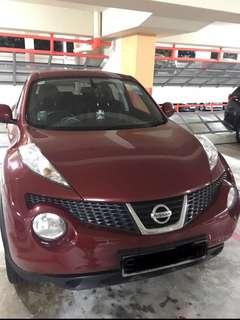 Nissan Juke 1.6 Auto
