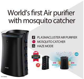 Sharp Air Purifier and Mosquito Catcher