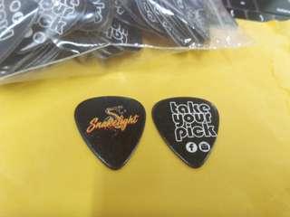 Custom Logo Guitar Pick (Personalized)