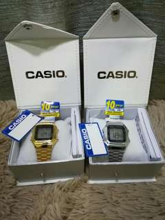 BUY 1 TAKE 1 AUTHENTIC CASIO WATCHES