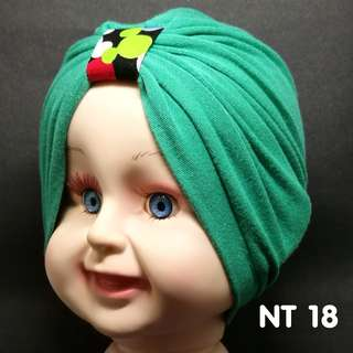 Nisa Plain Turban