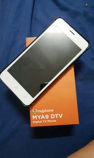 My Phone A9 DTV