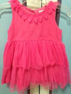 Tutu dress (used once)
