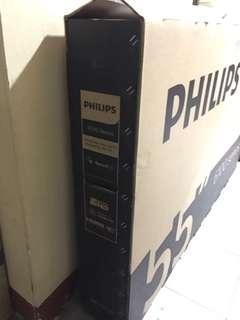"""Philips 55"""" smart TV"""
