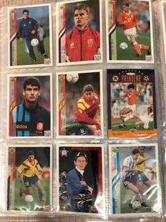 World Cup USA 1994 Upper Deck cards