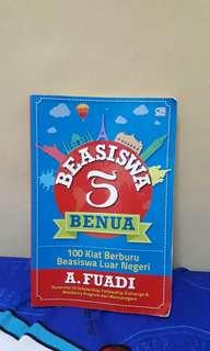 Best Seller buku Beasiswa 5 Benua