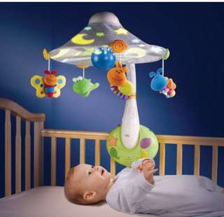 Babycot musical mobile