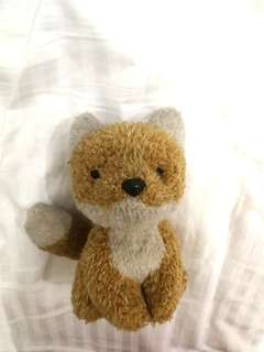 Cute Stuffed Fox