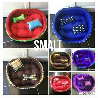 Bed For Pets Small, Medium, Large, XL
