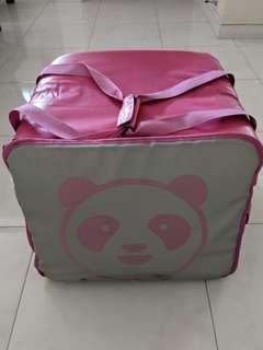 Food Panda Thermal Bag