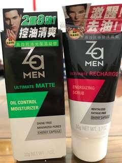 🚚 (男)Za高效抗倦容洗面皂