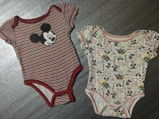 Baby Rompers 0-6m