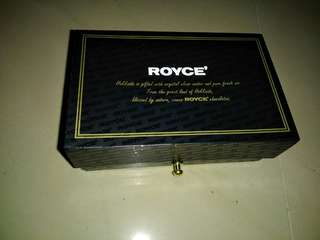 Royce Chocolate memo pad box set