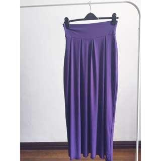 meg maxi skirt