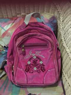 Authentic Juicy Couture Backpack from USA