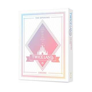 [PREORDER] TWICE - TWICELAND The Opening Encore DVD