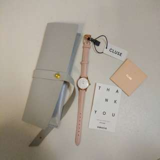 Cluse watch 23mm