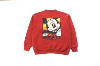 Classic Mickey Sweater