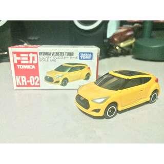 Tomica Hyundai Veloster