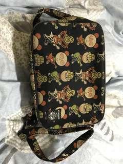 黑超b防水斜孭袋(日本版)