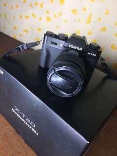 Fujifilm XT-20
