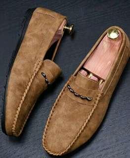 Sepatu asli import korea pria slop