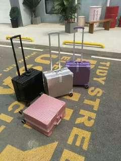 預購款 16、18吋防刮手提行李箱登機箱