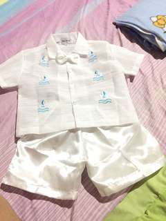 Baptismal Cloth (boy)