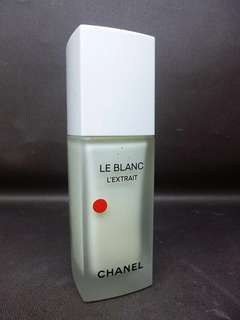 Chanel intensive whitening treatment