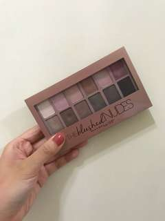 Maybelline The Nudes 眼影盤