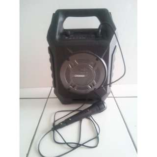 Portable Speaker & Karaoke Bluetooth
