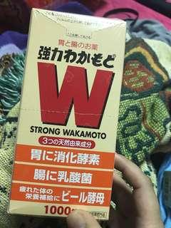 🚚 Wakamoto若元錠全新未拆封