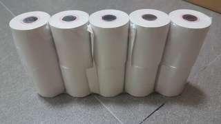 Thermal POS receipt: Buy 5 packs & get 1 free pack